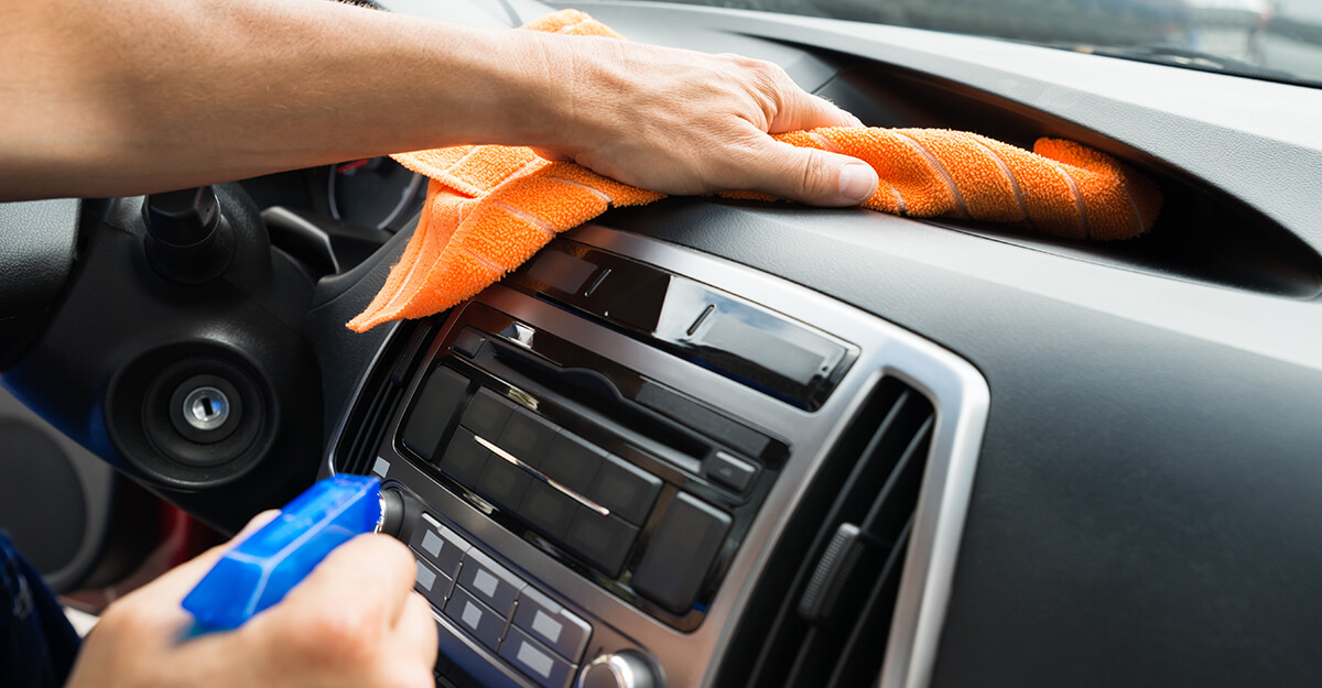 Cleaning Dashboard